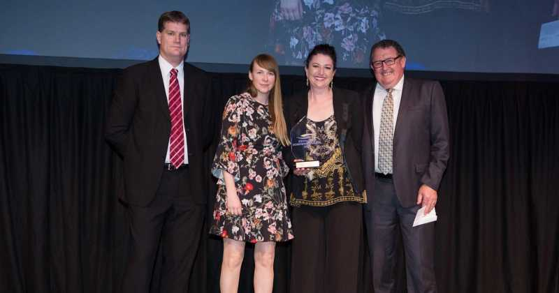 Petuna wins at the Tasmanian Community Achievement Awards